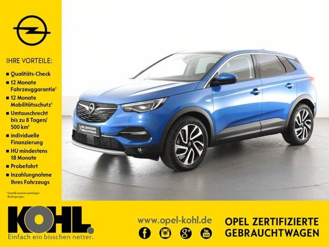 Opel Grandland X 1.6D Innov. PDC-Kamera Navi LED ALU, Jahr 2017, diesel