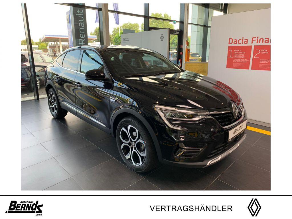 Renault Arkana TCe 140 EDC INTENS AUTOMATIK W.-PKT. CITY, Jahr 2021, Benzin