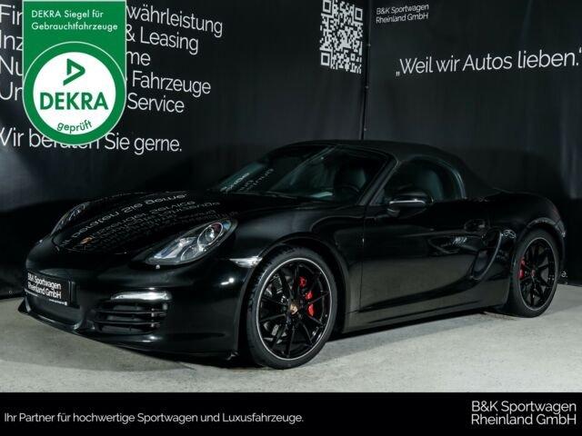 "Porsche Boxster S PDLS/PCM/NAVI/SOUND+/PDC/SAGA/20"", Jahr 2014, Benzin"