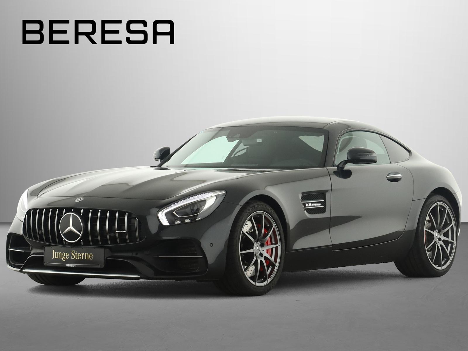 Mercedes-Benz AMG GT S Burmester Comand LED Memory Kamera, Jahr 2017, Benzin