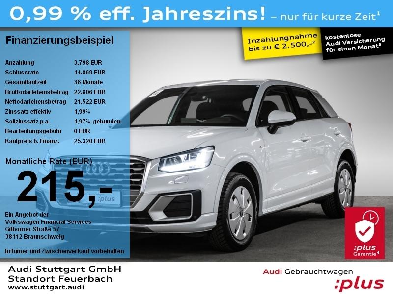Audi Q2 Sport 30 TFSI S Line, Jahr 2020, Benzin