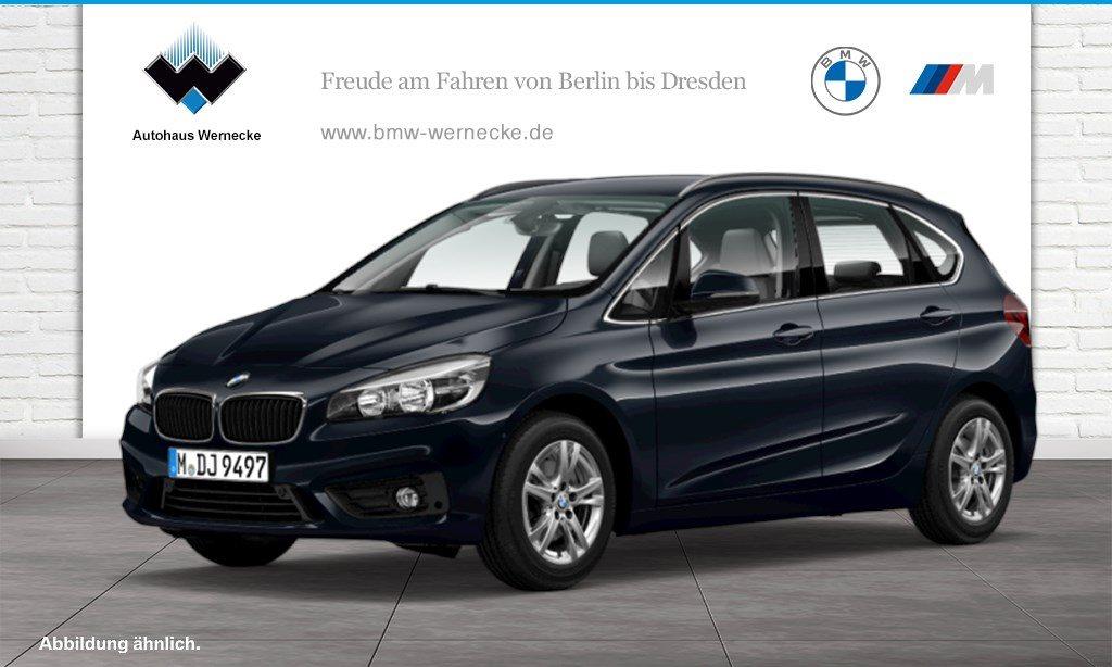BMW 218i Active Tourer Advantage Navi Tempomat Shz, Jahr 2015, Benzin