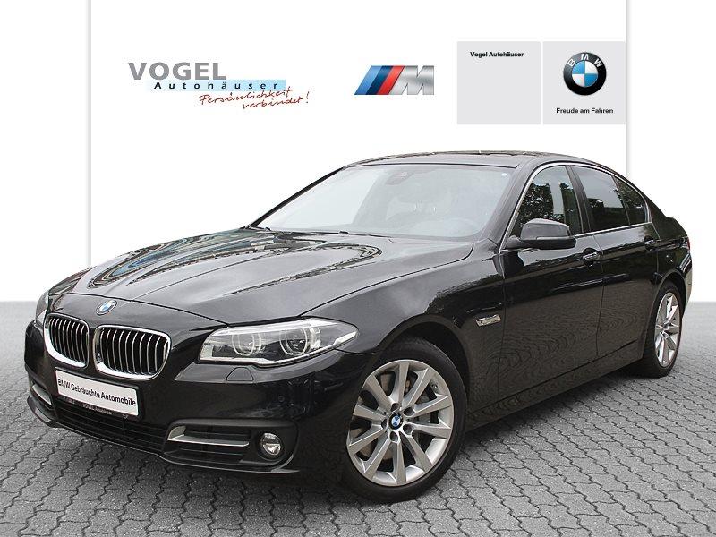 BMW 535d xDrive Limousine Euro 6 Navi Prof RFK PDC Klima Shz Head-Up, Jahr 2016, Diesel