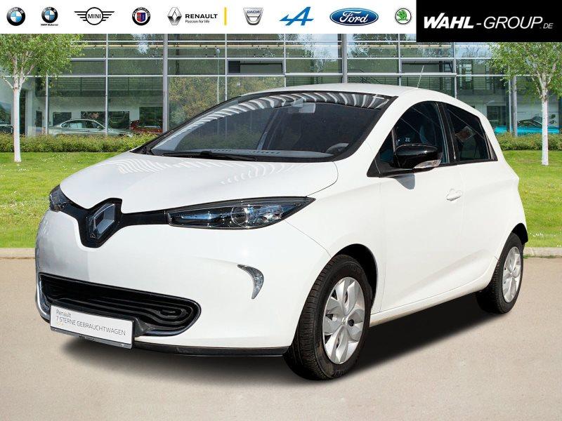 Renault Zoe Life Batteriemiete KLIMA NAVI, Jahr 2014, Elektro