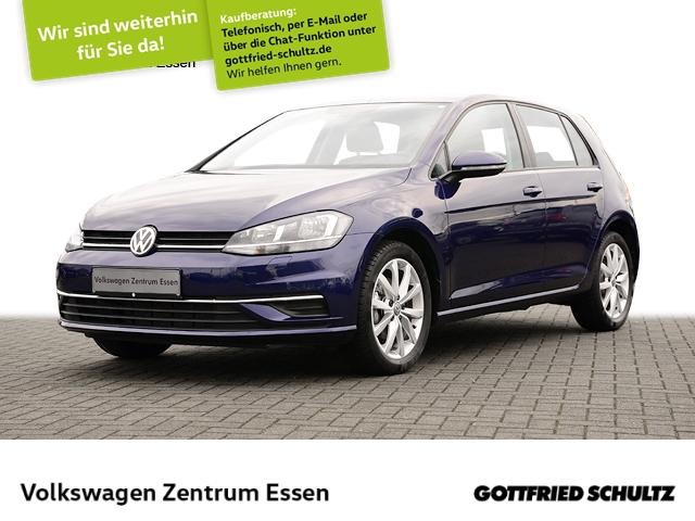 Volkswagen Golf Comfortline 1,5 TSI STANDHZG PDC SHZ ALU17, Jahr 2019, Benzin