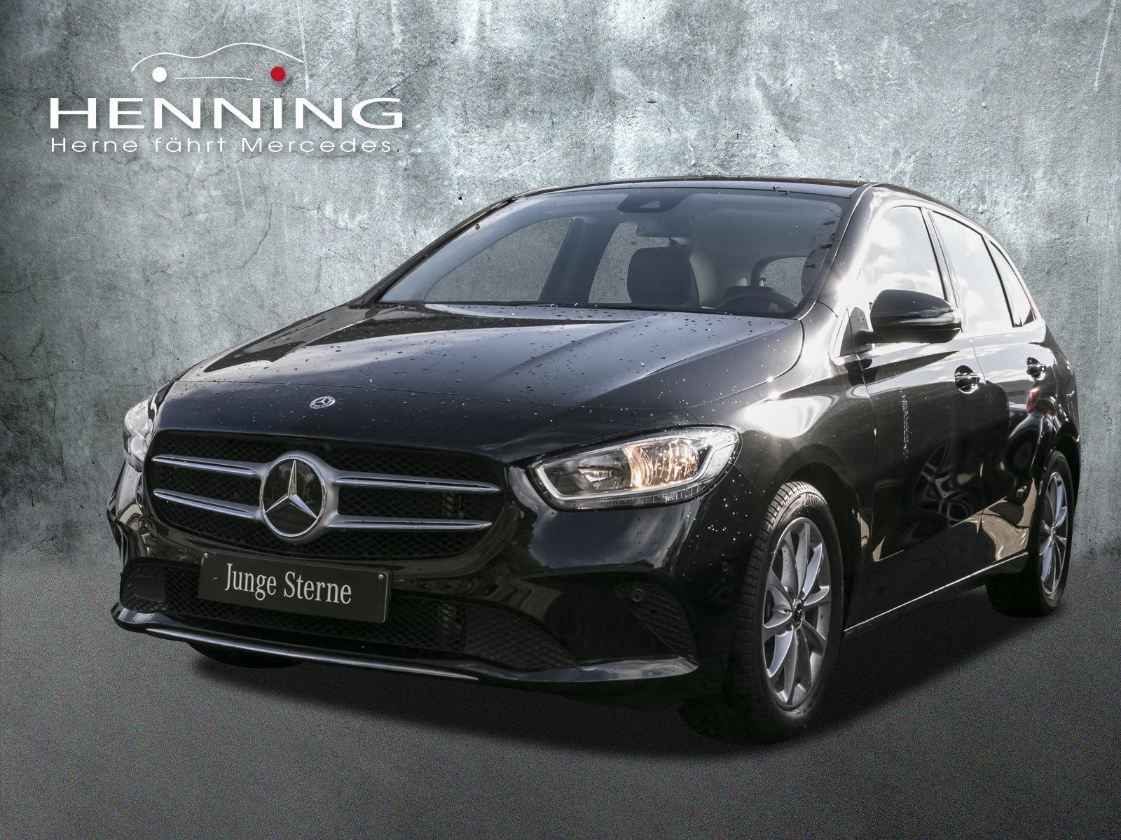 Mercedes-Benz B 180 Progressive 7G MBUX Halogen Navi-Premium, Jahr 2019, Benzin