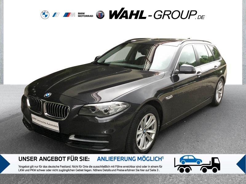BMW 520d xDrive Touring Aut. HiFi Pano.Dach Shz PDC, Jahr 2016, Diesel