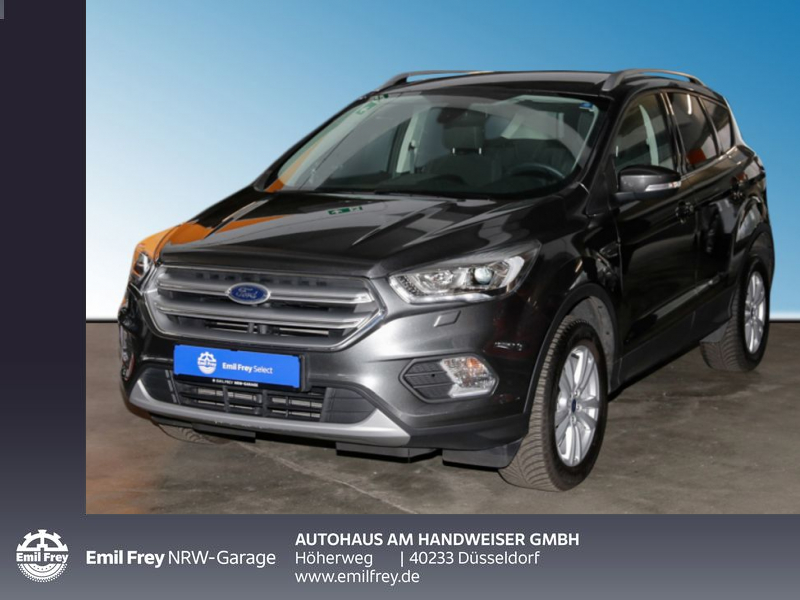 Ford Kuga 1.5 EB 2x4 Cool&Connect, Heckklappe ele.,Navi, Jahr 2018, Benzin