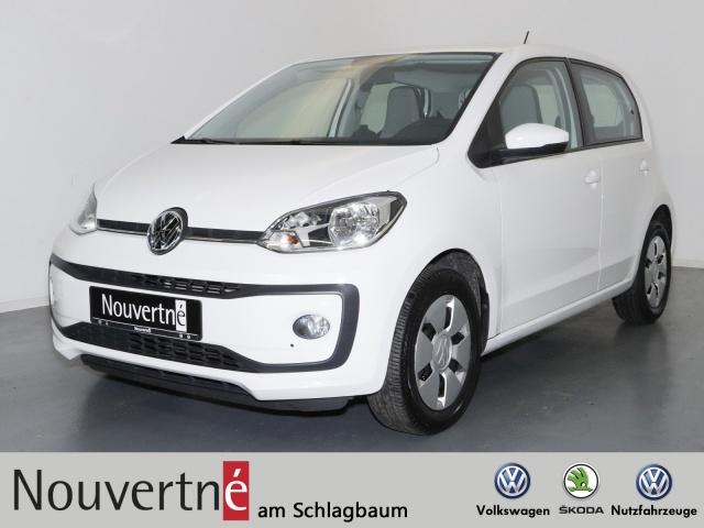 Volkswagen up! 1.0 move up! + Klima + Sitzheizung + Bluetooth, Jahr 2017, Benzin