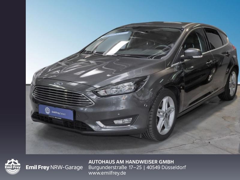 Ford Focus Titanium 1.5 EcoBoost, Jahr 2017, Benzin
