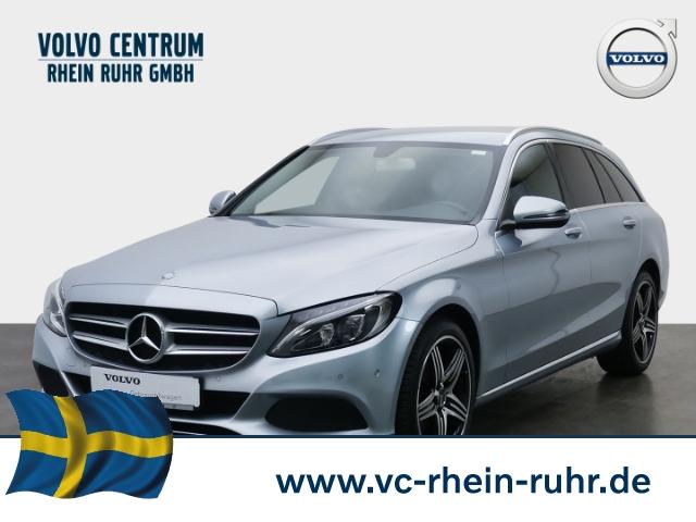 Mercedes-Benz C 180 T BlueTEC d Avantgarde - LED,Navi,Sitzh,ParkAssist, Jahr 2015, Diesel
