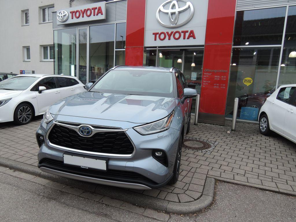 Toyota Highlander 2.5 Hybrid Luxury, Jahr 2021, Hybrid