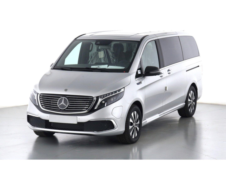 Mercedes-Benz EQV 300 L AVANTGARDE *MBUX*Navi*Distro*ILS*360°*, Jahr 2020, Elektro