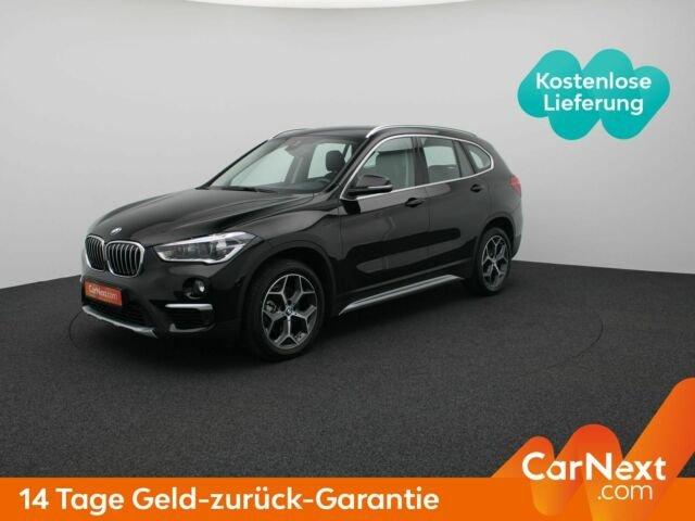 BMW X1 sDrive18i Aut. xLine NAVI LED TEMPOMAT, Jahr 2019, Benzin