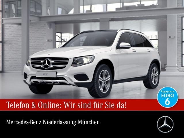 Mercedes-Benz GLC 220 d 4M Pano AHK Navi Spurhalt-Ass SpurPak 9G, Jahr 2017, Diesel