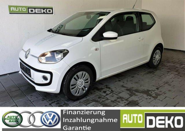 Volkswagen up! 1.0 move Up Klima / Sitzh, Jahr 2013, Benzin