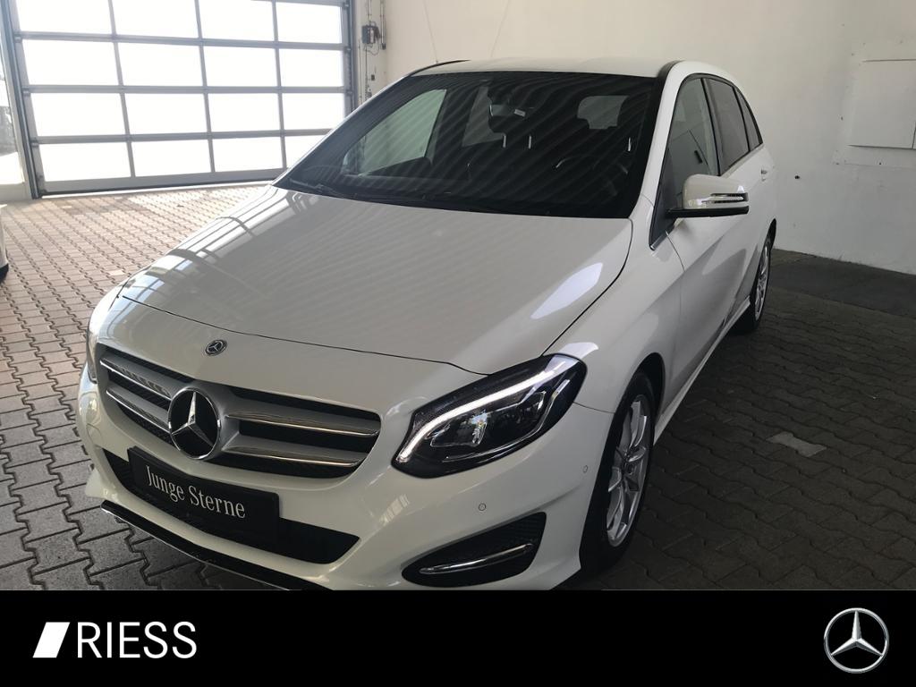 Mercedes-Benz B 220 d Urban+LED+AHK+Kamera+Navi+PDC, Jahr 2018, Diesel