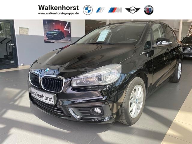 BMW 218 Active Tourer d Advantage BusinessPaket LED HarmanKardon Navi SHZ, Jahr 2017, Diesel