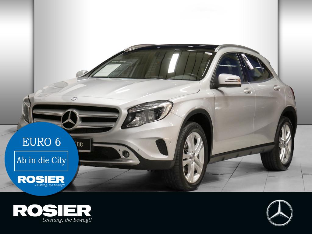 Mercedes-Benz GLA 220, Jahr 2015, Diesel
