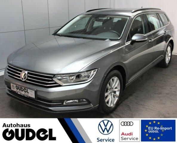 Volkswagen Passat Variant Comfortline 1.6 TDI Navi ACC, Jahr 2017, Diesel