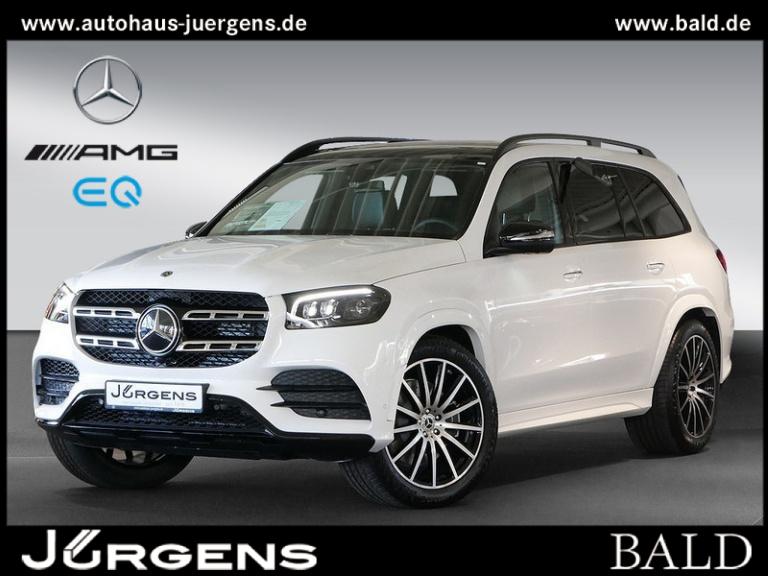 Mercedes-Benz GLS 400 d 4M AMG+Sitzklima+Burmester+Pano.-Dach, Jahr 2020, Diesel