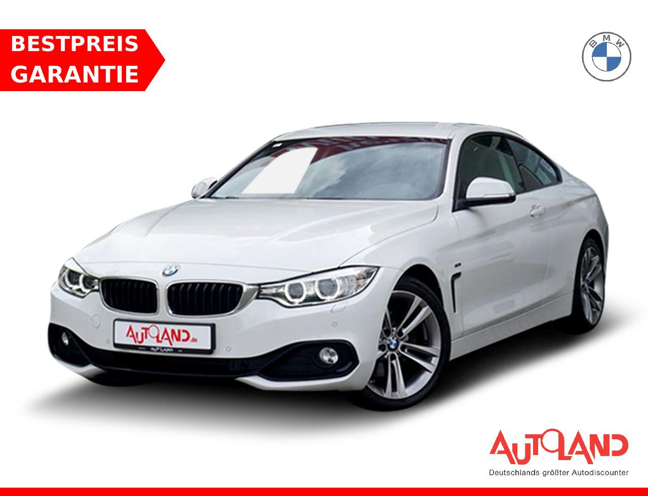 BMW 420, Jahr 2014, Diesel