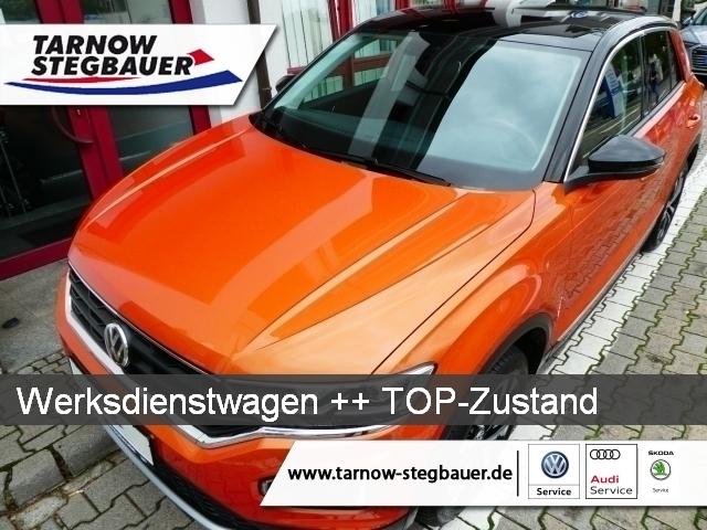 Volkswagen T-ROC 2.0 TDI DSG IQ.DRIVE LED NAVI 5J Garantie, Jahr 2019, Diesel