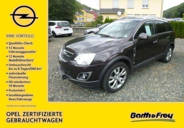 Opel Antara 2,0 CDTI Cosmo 4x4 *AHK Navi Xenon Leder, Jahr 2016, Diesel