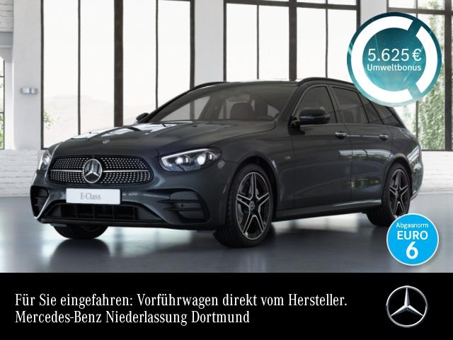 Mercedes-Benz E 300 de T AMG+Night+Pano+360+MultiBeam+Fahrass+9G, Jahr 2020, Hybrid_Diesel