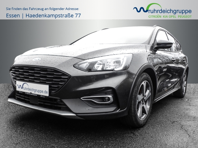 Ford Focus Turnier Active 1.5+Navi+SHZ+PDC+beheiz. Frontscheibe, Jahr 2020, Benzin