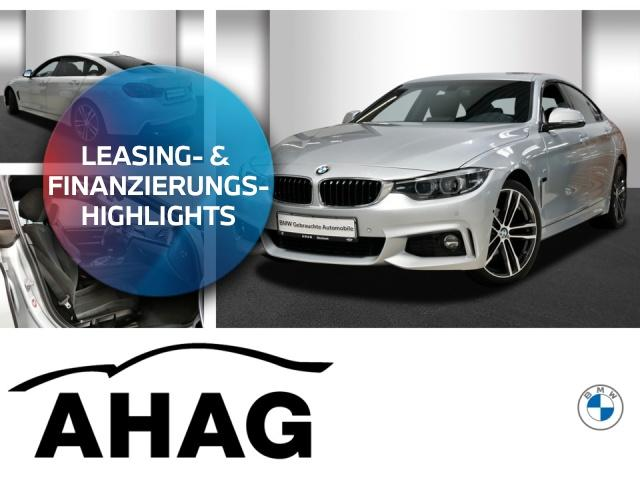 BMW 420 Gran Coupe M Sport Navi Business Klimaaut., Jahr 2017, Benzin