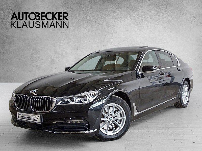 BMW 730d Limousine Touch Command Gestiksteuerung Glasdach Head Up, Jahr 2016, Diesel