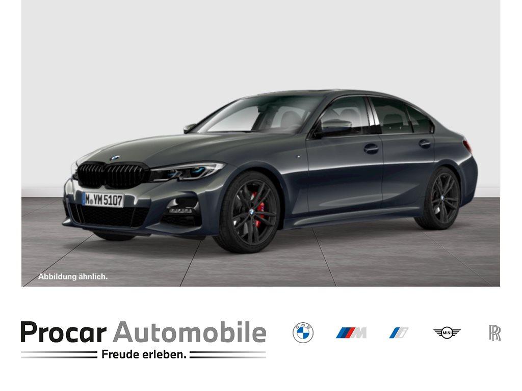 BMW 330d xDrive +M SPORT+LASERLICHT+GLASDACH+KOMFORTZUGANG+HiFi+, Jahr 2021, Diesel