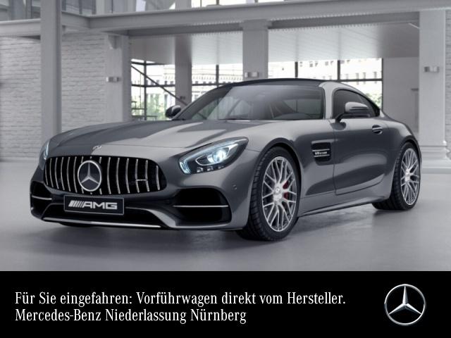 Mercedes-Benz AMG GT C Bluetooth Navi LED Vollleder Klima, Jahr 2019, Benzin