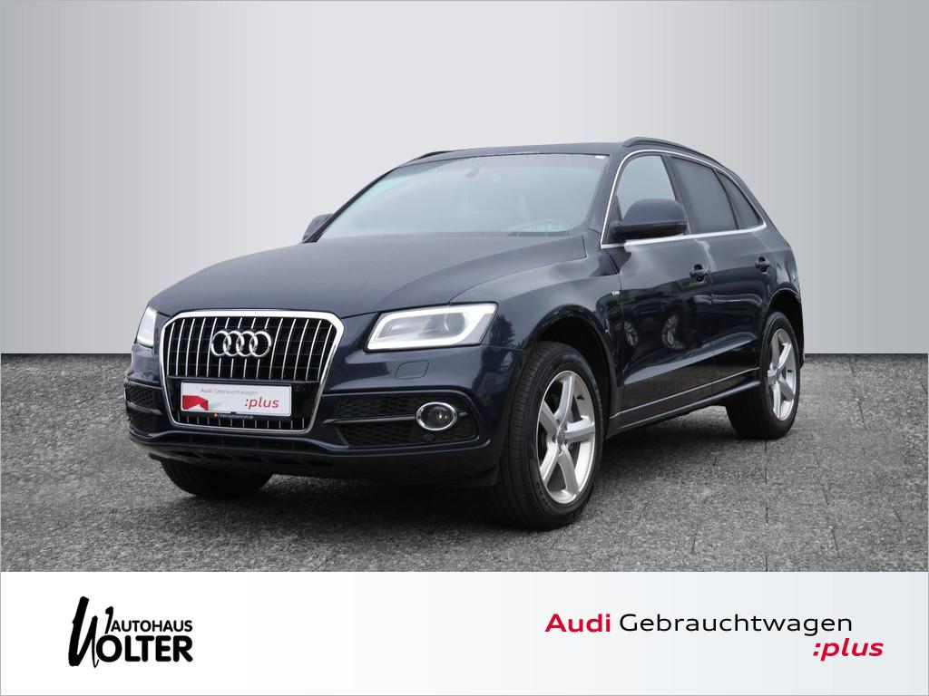 Audi Q5 TDI 2.0 TDI quattro, Jahr 2014, Diesel