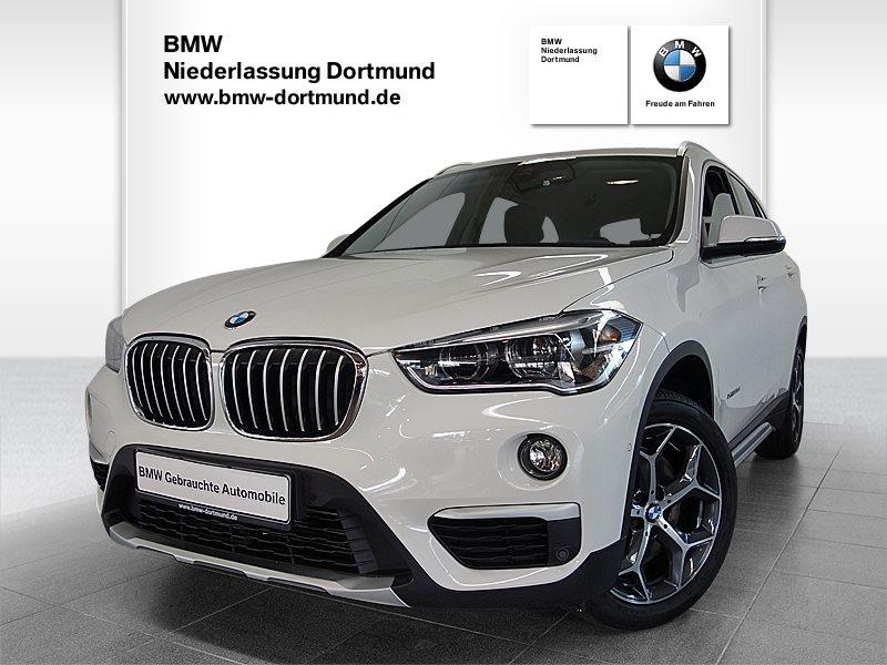 BMW X1 xDrive20d xLine, Jahr 2017, Diesel