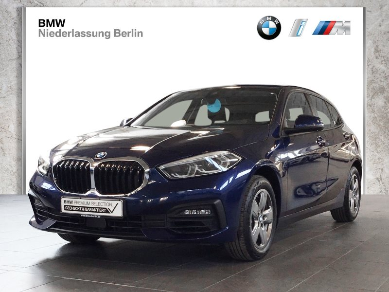 BMW 118i EU6d-Temp Aut. LED Klimaaut. Sitzheiz. PDC, Jahr 2020, Benzin