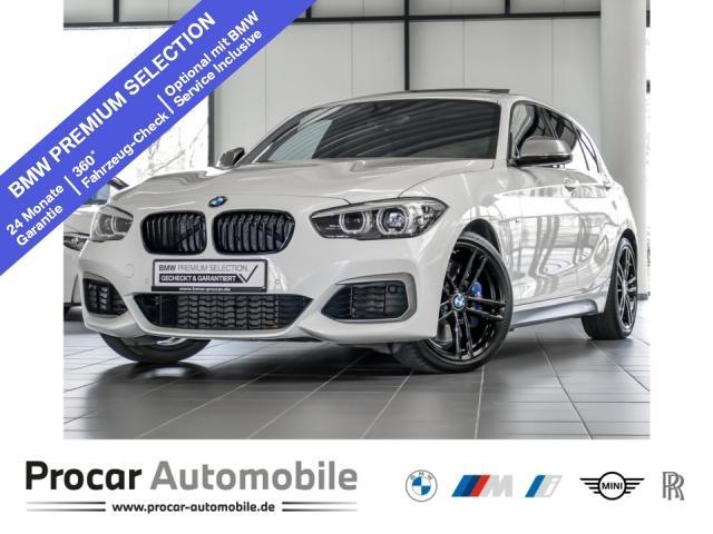 BMW M140I A (Kurvenlicht Xenon Bluetooth Navi Klima), Jahr 2018, Benzin