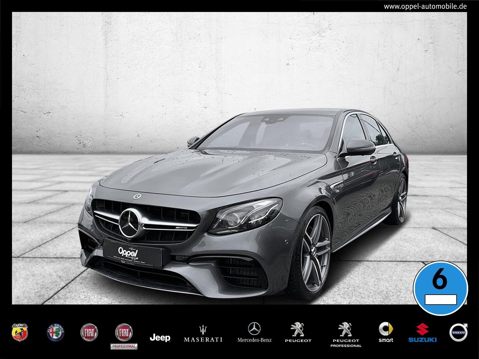 Mercedes-Benz AMG E 63 S 4Matic KERAMIKBREMSE+LED+360°+SITZH.+, Jahr 2018, Benzin