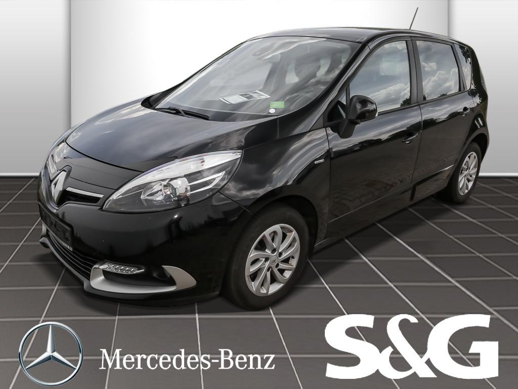 Renault Scenic 1.5 dCi Limited, Jahr 2015, Diesel