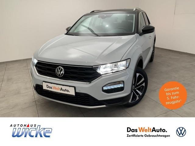 Volkswagen T-ROC 1.6 TDI Style Klima Navi Sitzhzg ACC, Jahr 2020, Diesel