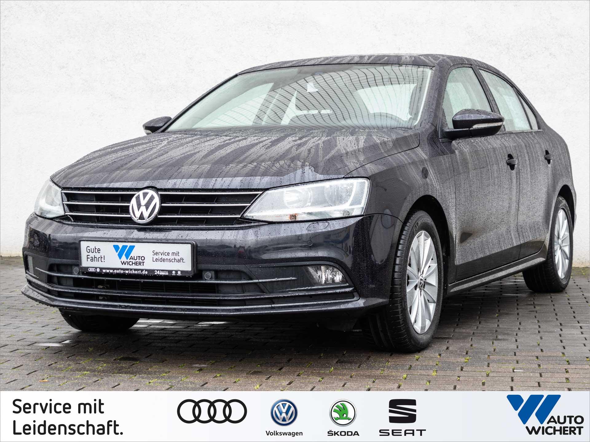 Volkswagen Jetta Comfortline 1.4 TSI 6-Gang CLIMATRONIC/ SD, Jahr 2015, Benzin