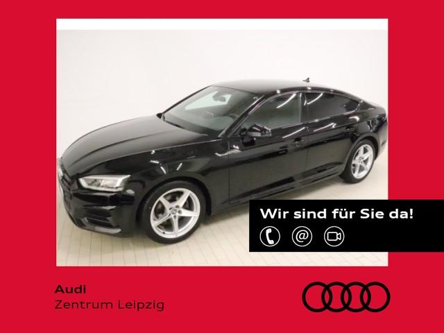 Audi A5 Sportback 2.0 TFSI sport S-tronic *LED*Navi*, Jahr 2018, Benzin