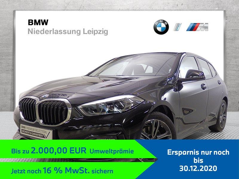 BMW 118d EURO6 Sport Line LED Tempomat Klimaaut. Shz PDC, Jahr 2019, Diesel