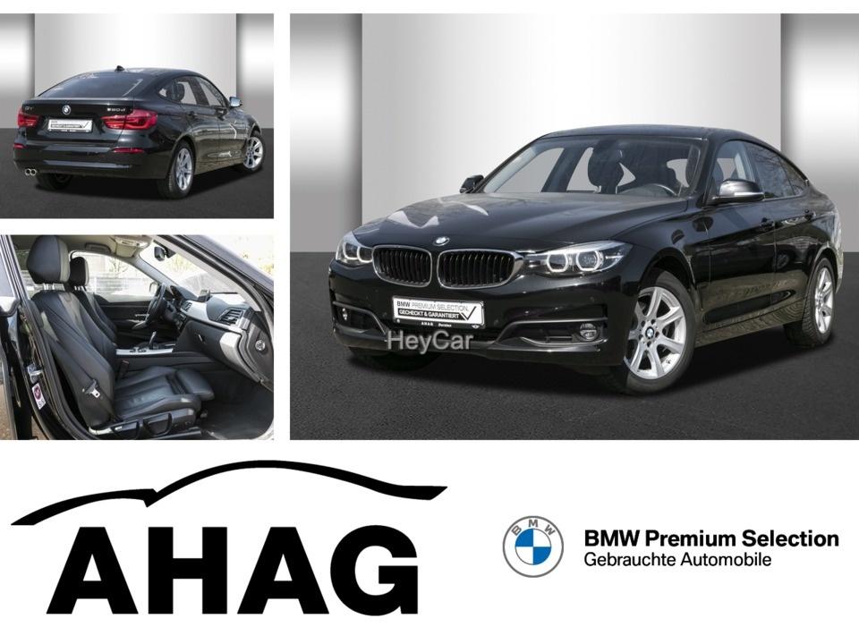 BMW 320 Gran Turismo GT A *Navi*Leder*LED*Sportsitze*, Jahr 2017, Diesel