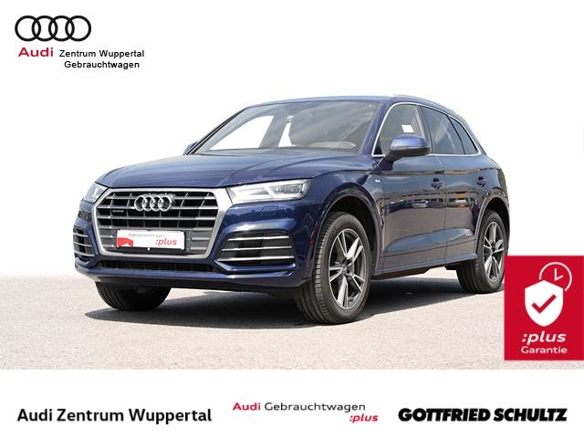 Audi Q5 2.0TFSI QUATT. 2x S-LINE LEDER R-KAM VIRTUAL DRIVE SELECT LED NAV SHZ GRA PDC VO HI BT 19 Design, Jahr 2017, Benzin