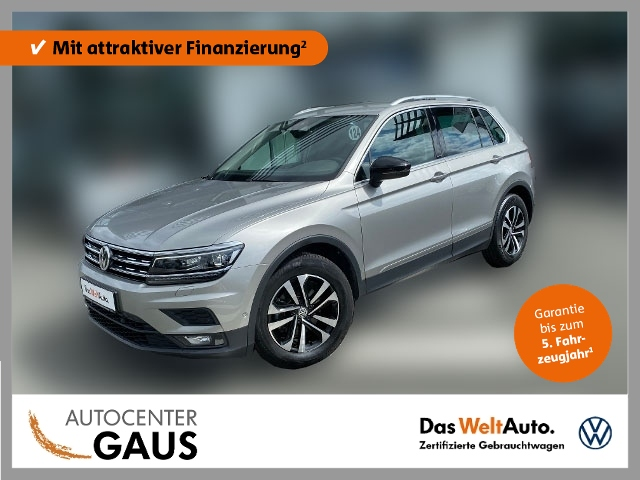 Volkswagen Tiguan IQ.Drive 2.0 TDI LED Navi AHK Standhzg., Jahr 2019, Diesel
