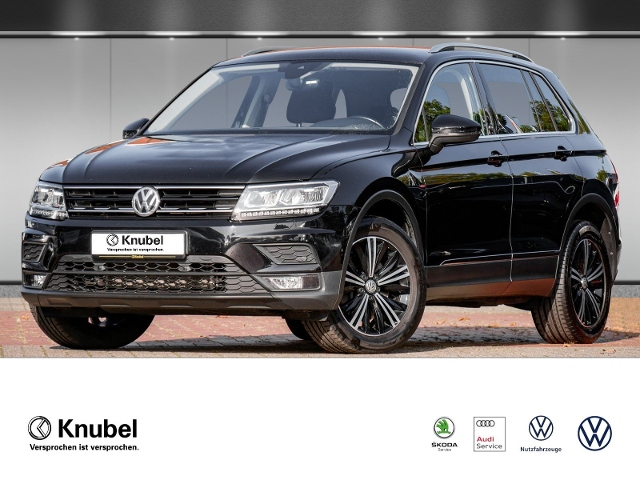 Volkswagen Tiguan SOUND 2.0 TSI DSG 4M AHK LED Navi ACC 18', Jahr 2017, Benzin