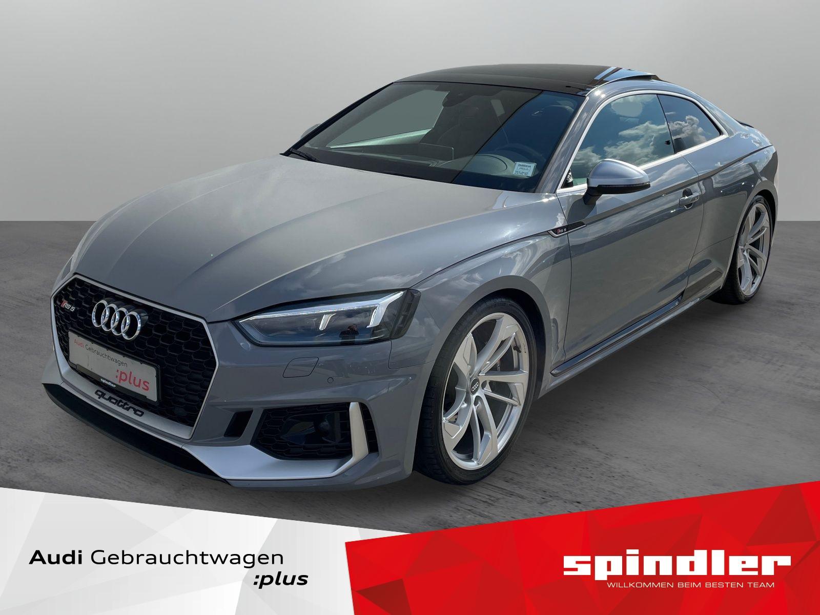 Audi RS 5 Coupé 2.9 TFSI Quattro / Matrix, Vmax 280, Jahr 2018, Benzin
