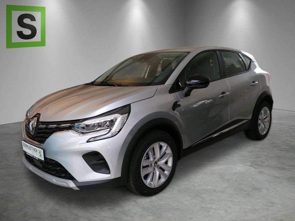 Renault Captur TCe 100 EXPERIENCE 1877, Jahr 2020, Benzin